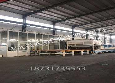 福威钢化玻璃生产设备