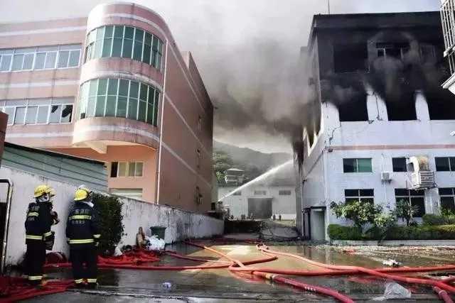 工厂该如何预防火灾事故?
